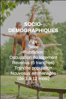socio-demographique